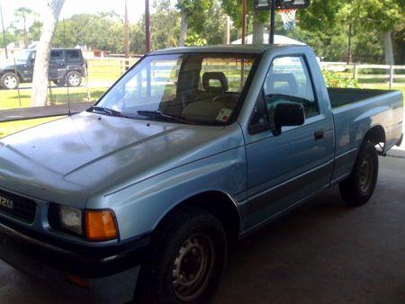 1992 ISUZU PICK UP TRUCK Pickup Truck For Sale in Houma