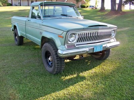 Jeep J20 For Sale >> 1981 1974 Jeep J20 4x4 Pickup Truck For Sale In Outside