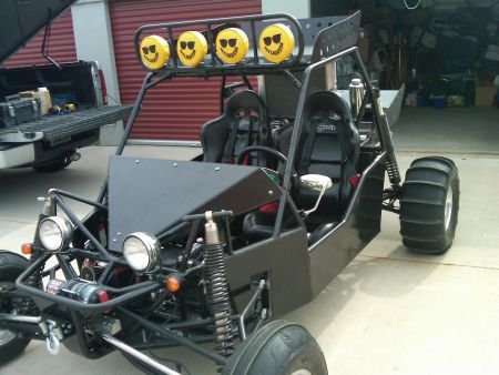 2006 Joyner 800 cc dune buggy sale or trade Duck Boat For