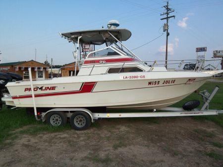 Proline Boats For Sale >> 1991 Proline Offshore Boats For Sale In Lafayette