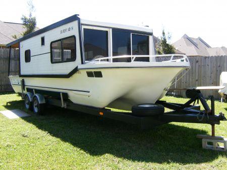 Yukon Delta trailerable houseboat - Louisiana Sportsman Classifieds, LA