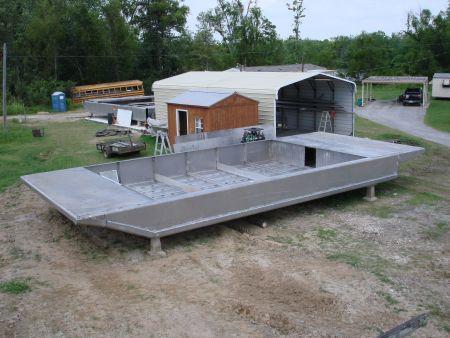 2011 48' x 20' x 3 5' Aluminum Houseboat Barge House Boat