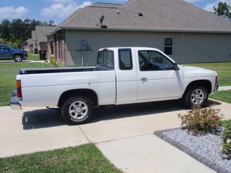 1997 nissan hardbody king cab xe pickup truck for sale in new 91 Nissan Hardbody new orleans
