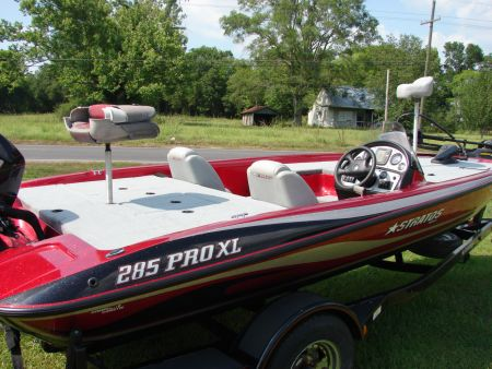 1997 Stratos 2100 cc Bay Boat For Sale in Baton Rouge