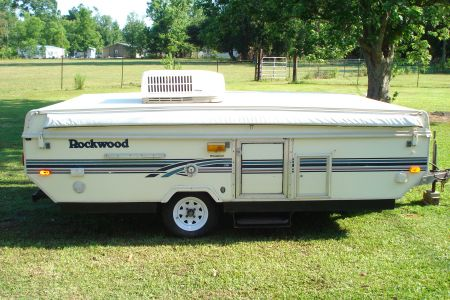 1997 Rockwood Popup For Sale in Baton Rouge - Louisiana