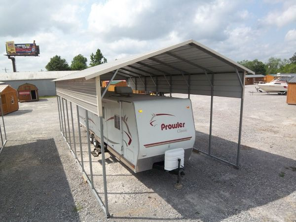 2011 Eagle Metal Carports Fifth Wheel For Sale in ...