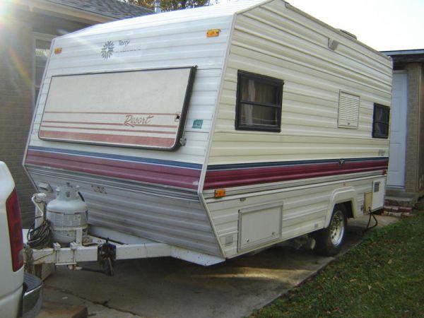 1990 Fleetwood 1990 Terry Travel Trailer For Sale In Lafayette Louisiana Sportsman Classifieds La