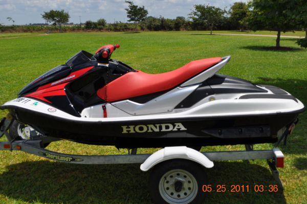 Honda Jet Ski >> 2006 Honda Aquatrax Turbo 1200 Jet Ski Jet Boat For Sale In