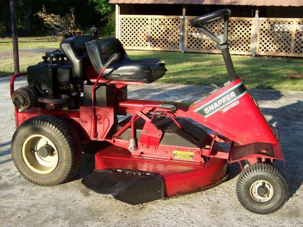 Snapper Lawn Mower For Sale Louisiana Sportsman