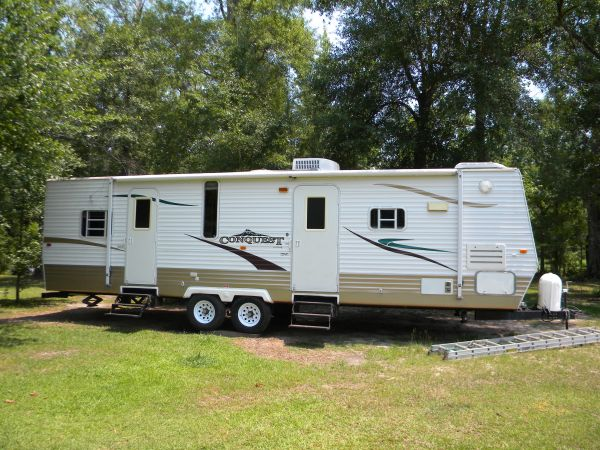 2006 Gulfstream Conquest Supreme Travel Trailer For Sale In New Orleans