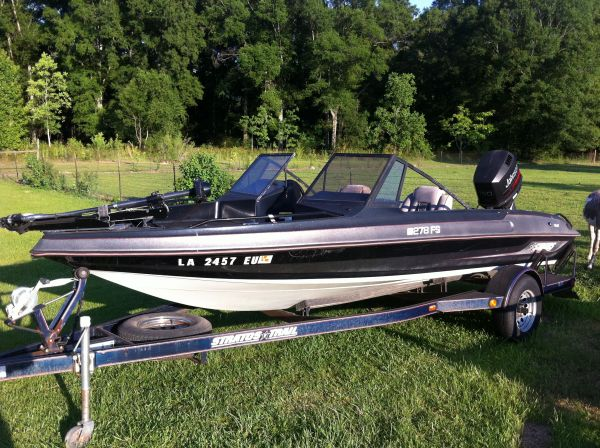 2007 Stratos 176 XT Bass Boat For Sale in Lake Charles