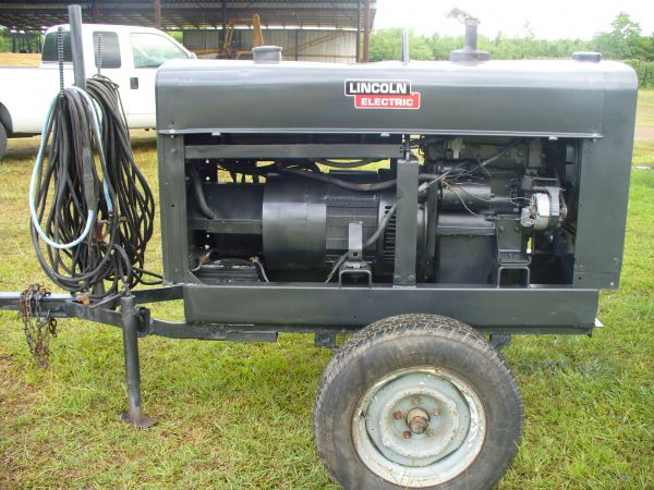 Lincoln Welders For Sale >> 1989 Lincoln 250 Diesel Welding Machine For Sale In Southwest
