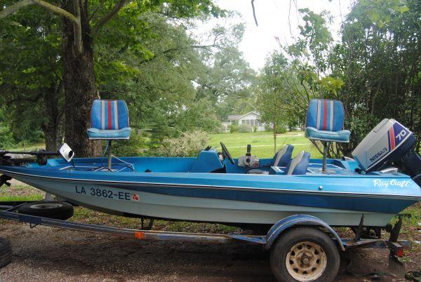Nissan Lafayette La >> 1989 RayCraft/Nissan 70 Bass Boat For Sale in Lafayette ...