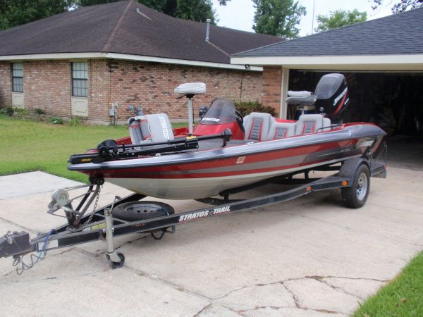 1992 STRATOS Bass Boat For Sale in Lafayette - Louisiana