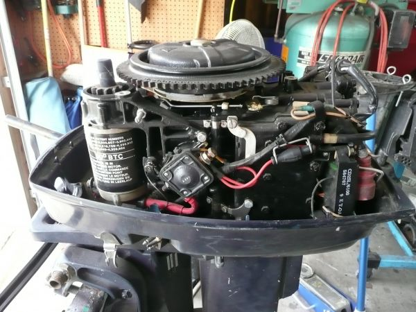 25 Hp Evinrude For Sale >> 1999 25 Hp Evinrude Outboard Motors For Sale In New Orleans