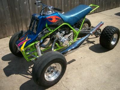 2005 Banshee Drag Bike ATV & Four Wheeler For Sale in
