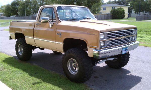 1984 Chevy Silverado >> 1984 Chevy Silverado Pickup Truck For Sale In New Orleans