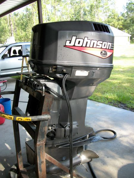 EXPIRED - 1999 Johnson Outboard Motors For Sale in Southeast Louisiana - $2,850.00