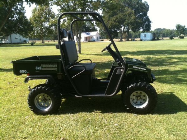 chuck wagon utv for sale used