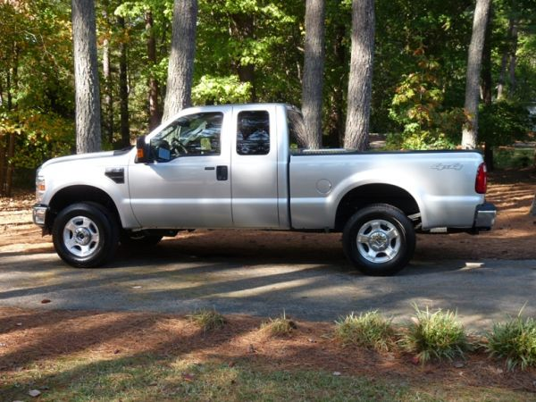 2010 2010 Ford F 250 6 8 V10 Pickup Truck For Sale In Eastern North