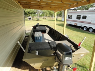 2007 Tracker Grizzly 1648 Flat / Jon Boat For Sale in