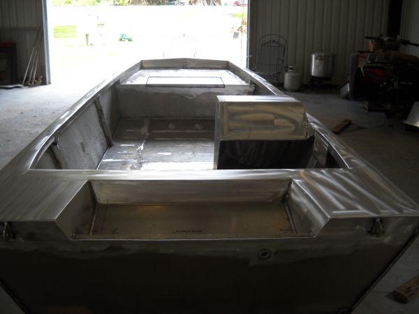 2011 Custom Aluminum Flat Jon Boat For Sale In Lafayette Louisiana Sportsman Classifieds La
