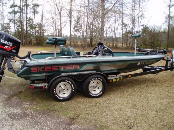 Skeeter Bass Boats For Sale >> 1997 1997 Skeeter Zx185c Bass Boat For Sale In Alexandria