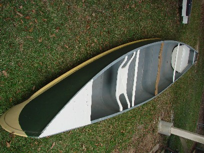 Grumman 17Ft  Square Stern Canoe - Louisiana Sportsman Classifieds, LA