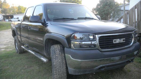 2002 gmc sierra 2500hd 4x4 pickup truck for sale in new orleans louisiana sportsman classifieds la 2002 gmc sierra 2500hd 4x4 pickup truck