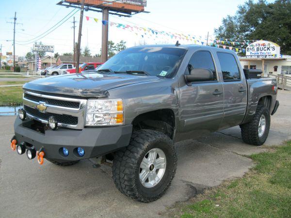 Used Trucks For Sale In Louisiana >> 2008 2008 Chevy Silverado Crew Cab Z71 Pickup Truck For Sale