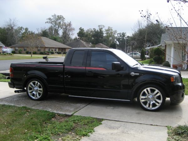 Expired 2006 Ford F150 Harley Davidson Edition Pickup Truck For In New Orleans 17 000 00