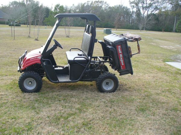 2009 American Sportworks Trail Wagon ATV & Four Wheeler For Sale in
