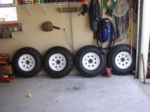Co Op Grip Spurs For Sale 7 50 16lt On White Wheels Louisiana Sportsman Classifieds La