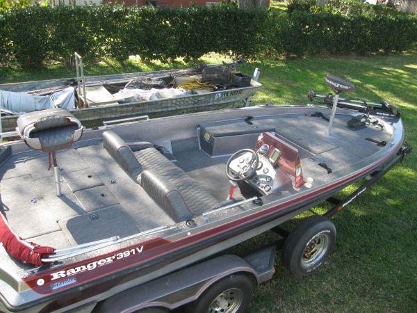 1990 Ranger 391v Bass Boat For Sale In New Orleans Louisiana Sportsman Classifieds La
