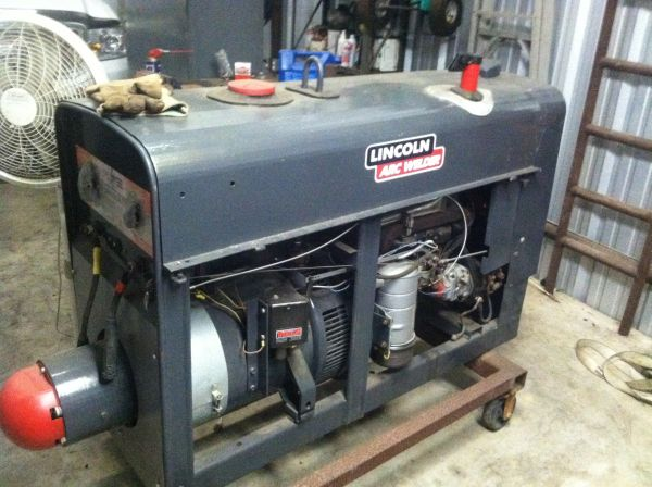 Lincoln SA 200 Welding Machine - Louisiana Sportsman