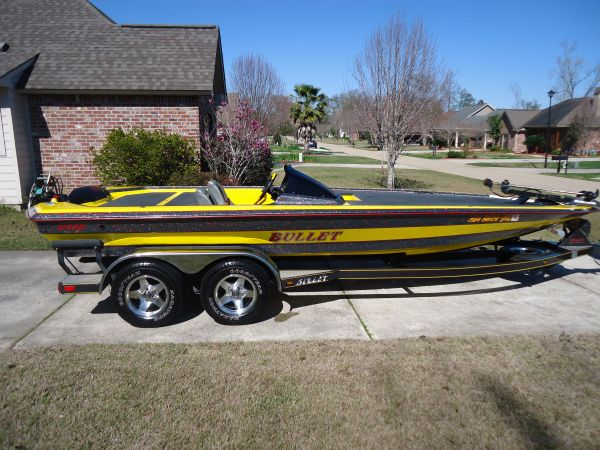 2009 Bullet 21xrd Comp Bass Boat For Sale In Baton Rouge