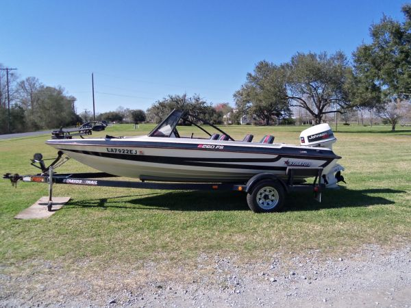 2012 Stratos 285 XL Bass Boat For Sale in Central and