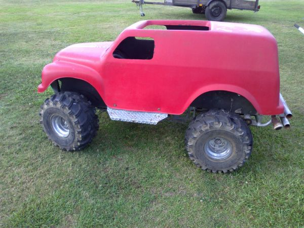 2004 Carter Mini Monster Truck Golf Cart Utv For Sale In Lafayette Louisiana Sportsman Classifieds La
