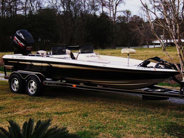 1999 Cobra Viper Bass Boat For Sale In Lafayette