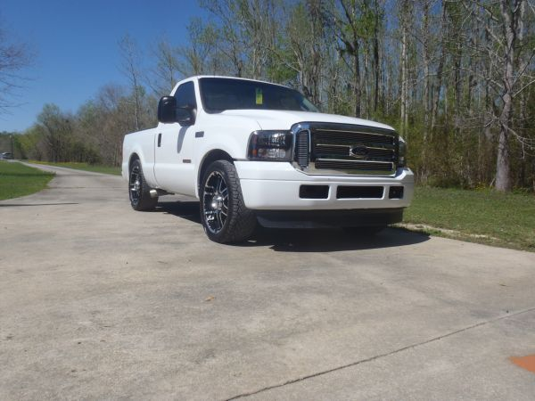 F250 Short Bed For Sale >> 2003 2003 F250 Diesel Single Cab Short Bed Scsb Pickup Truck For