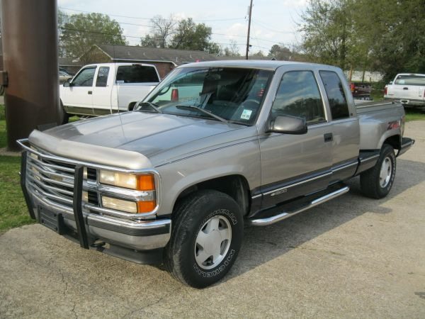 1998 1998 Chevy Silverado Xcab Z71 Pickup Truck For Sale In