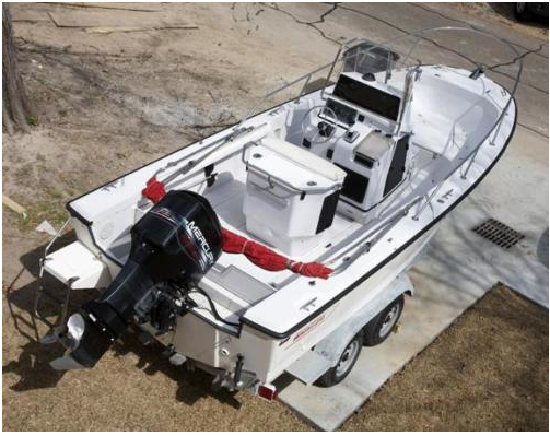 1996 Boston Whaler / Outrage Center Console For Sale in