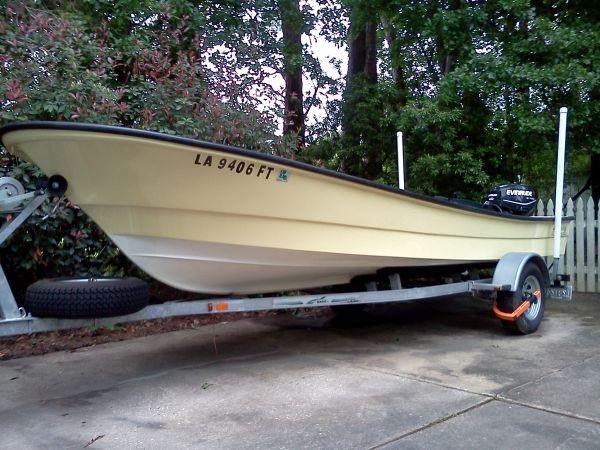 Skiffs For Sale >> 2008 Panga Marine 18 Skiff Skiffs For Sale In Lafayette