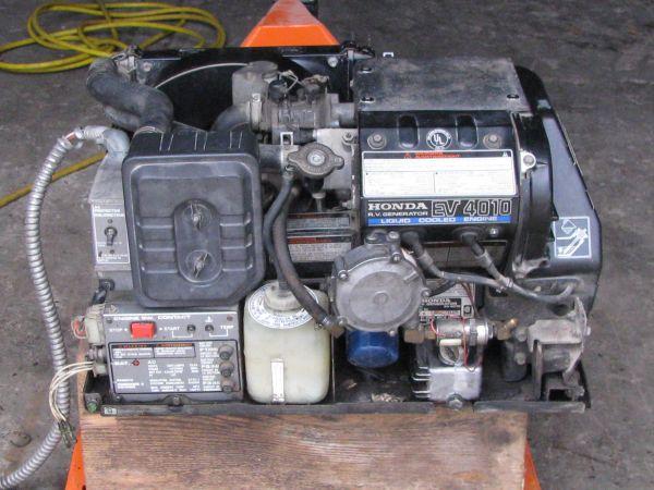 Honda Ev4010 Generator