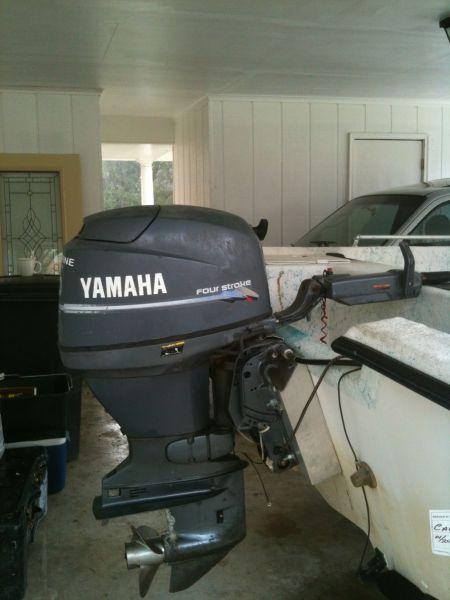 2000 yamaha 40hp 4 stroke 2000 f40mshy Outboard Motors For