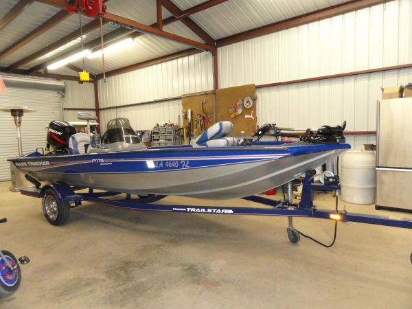 2006 Bass Tracker Special Edition 175 Bass Boat For Sale in