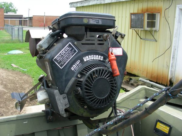 2000 23 HP Vanguard Outboard Motors For Sale in Southeast