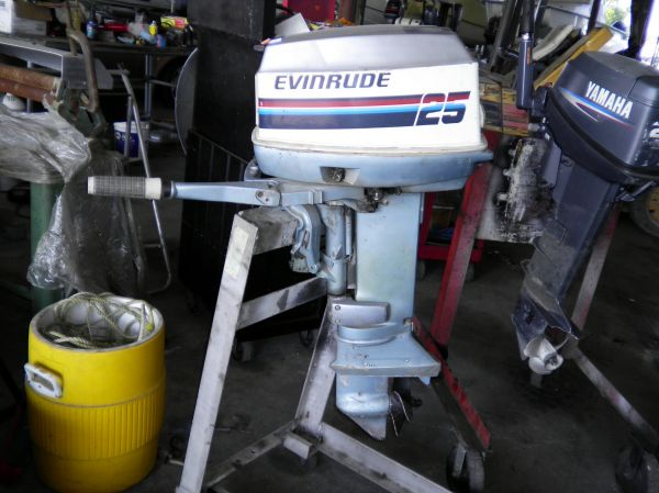 25 Hp Evinrude For Sale >> 1983 Evinrude Outboard Motors For Sale In New Orleans