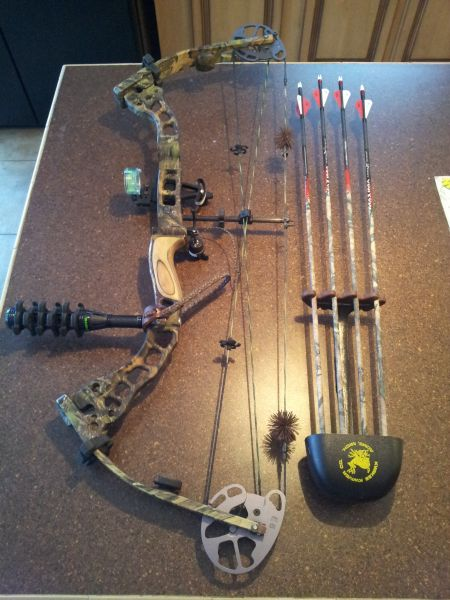 2005 Bowtech Allegiance Bows For Sale in Louisiana