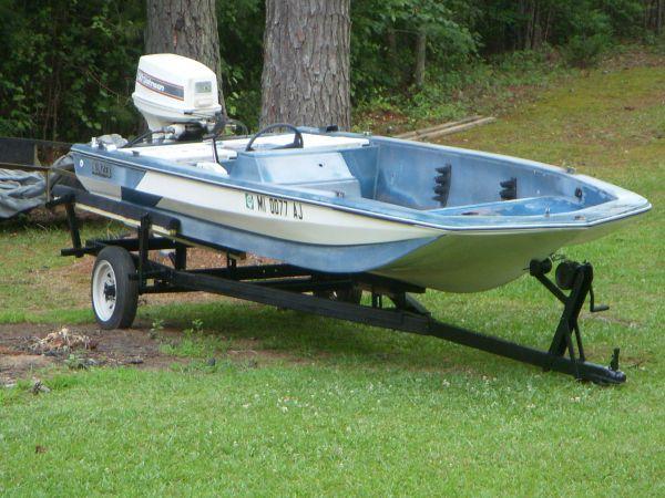 1983 Blazer Bass Boat For Sale in Mississippi - Mississippi